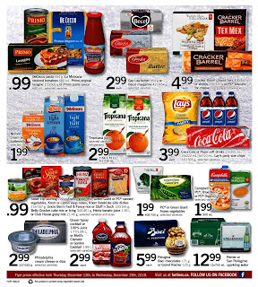 Fortinos Weekly Flyer and Circulaire December 13 - 19, 2018