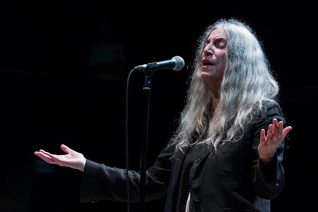 Patti Smith en Buenos Aires