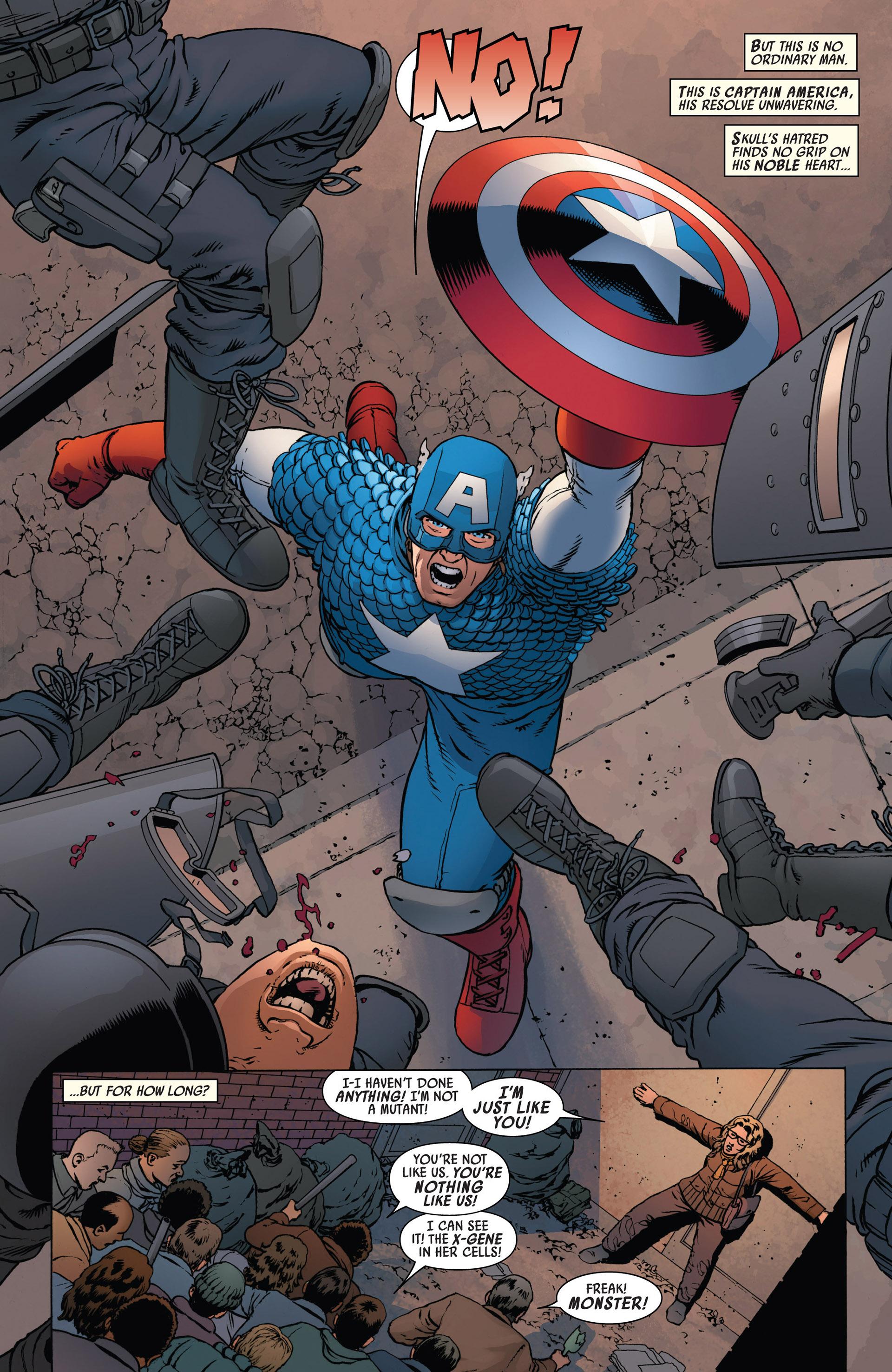 Read online Uncanny Avengers (2012) comic -  Issue #3 - 15