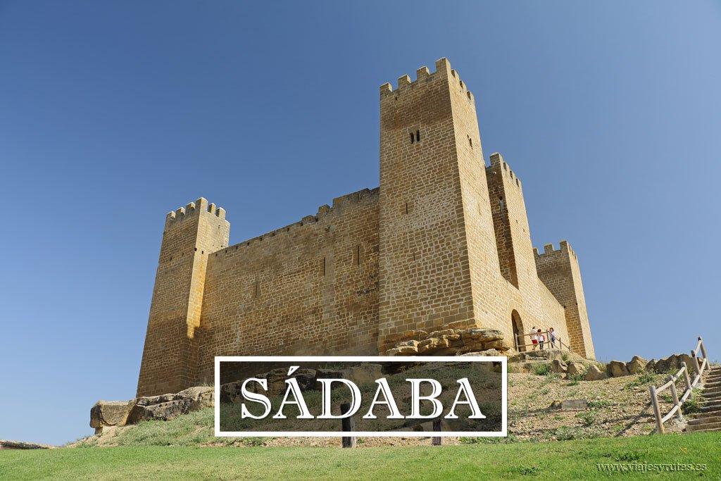 Sádaba, Comarca de las Cinco Villas de Zaragoza