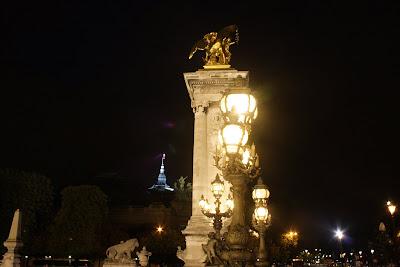 Along Le Seine