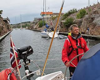 Skipper Holmøy.  Foto: Gry Tallhaug