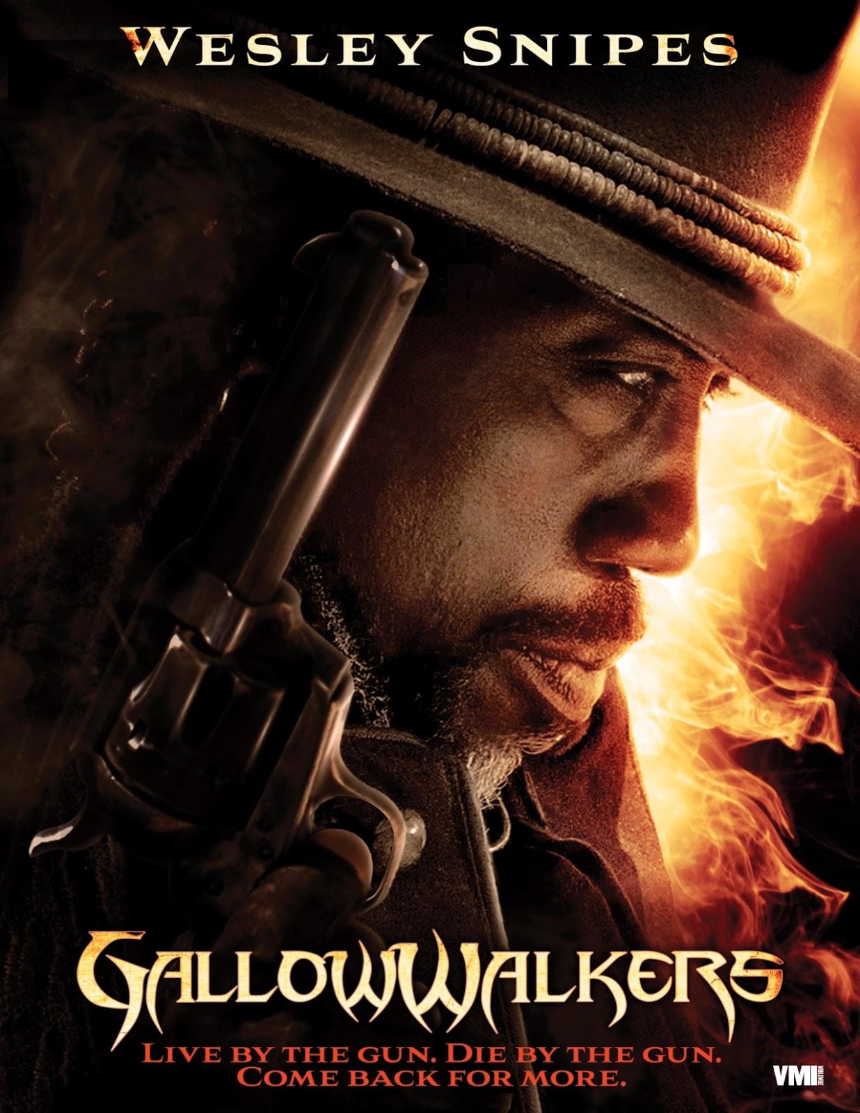 Nonton Film Gallowwalkers (2012)