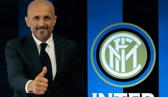 انتر ميلانو يتعاقد مع سباليتى مدرب روما السابق