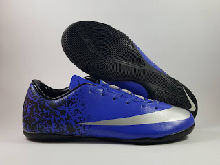 Nike Mercurial Victory V CR7 Royal Blue Sepatu Futsal, jual nike futsal , harga nike mercurial futsal, mercurial cr7, mercurial cr7 royal blue,