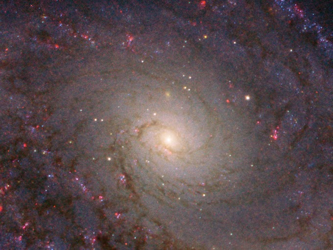 NGC 5364 is also known as a grand design spiral galaxy | Image of the day