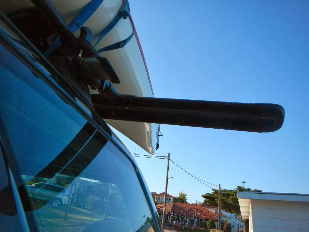 Sea Kayaking: Yakima Roof Racks