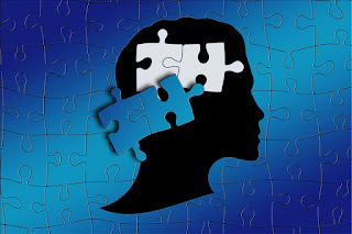 Jigsaw Puzzle Human Head