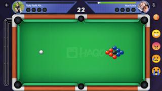 cara bermain billiard di hago