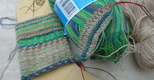 Nederlandse sokkeninspiratie - Dutch sockknitting