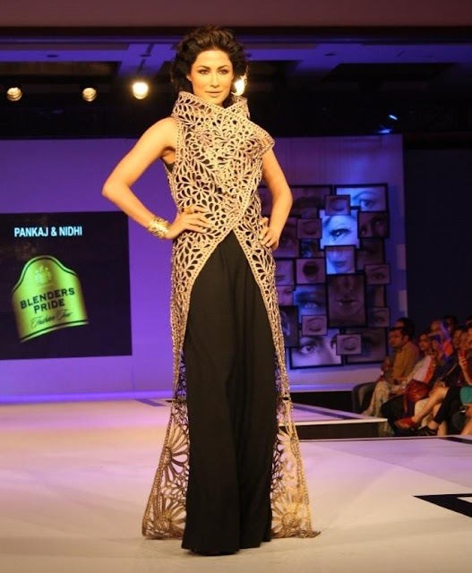 Raima Sen,Chitrangada Singh & Yami Gautam at Blenders Pride Fashion Tour Kolkata