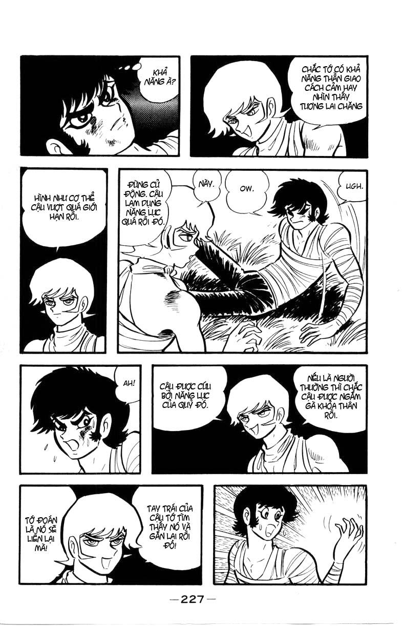 DevilMan chapter 9.2 trang 13