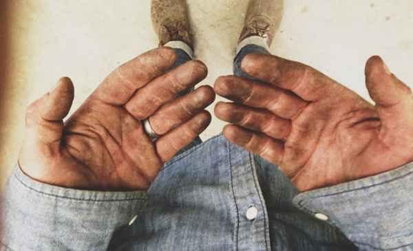 tangan tangan yang dicium rasulullah