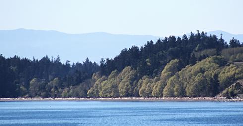 Fort Rodd Hill Victoria Vancouver Island BC