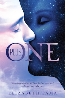 plus one, elizabeth fama, book, dystopian, fiction, romance, young adult