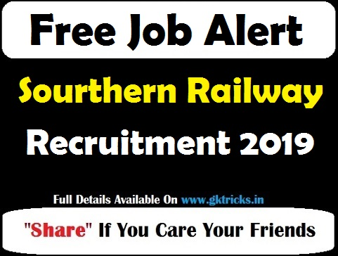 Southern Railway Junior Engineer