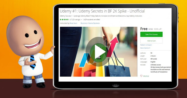 [100% Off] Udemy #1: Udemy Secrets in BF 2K Spike - Unofficial| Worth 150$