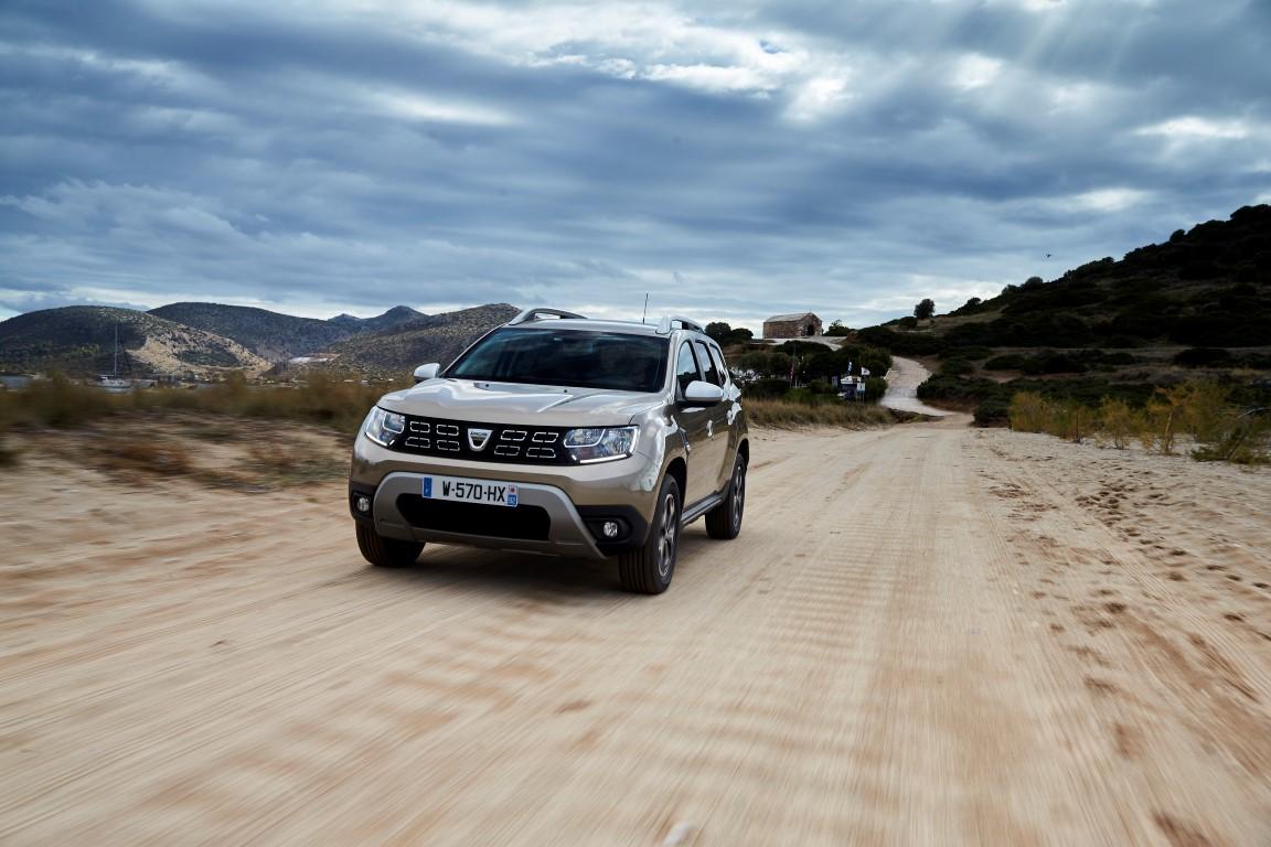 """Grand Duster"": Η Dacia θα λανσάρει δεύτερο SUV μέχρι το 2020"