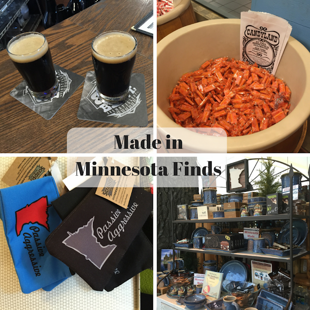 Made in Minnesota Finds from our Trip to Roseville, Minnesota