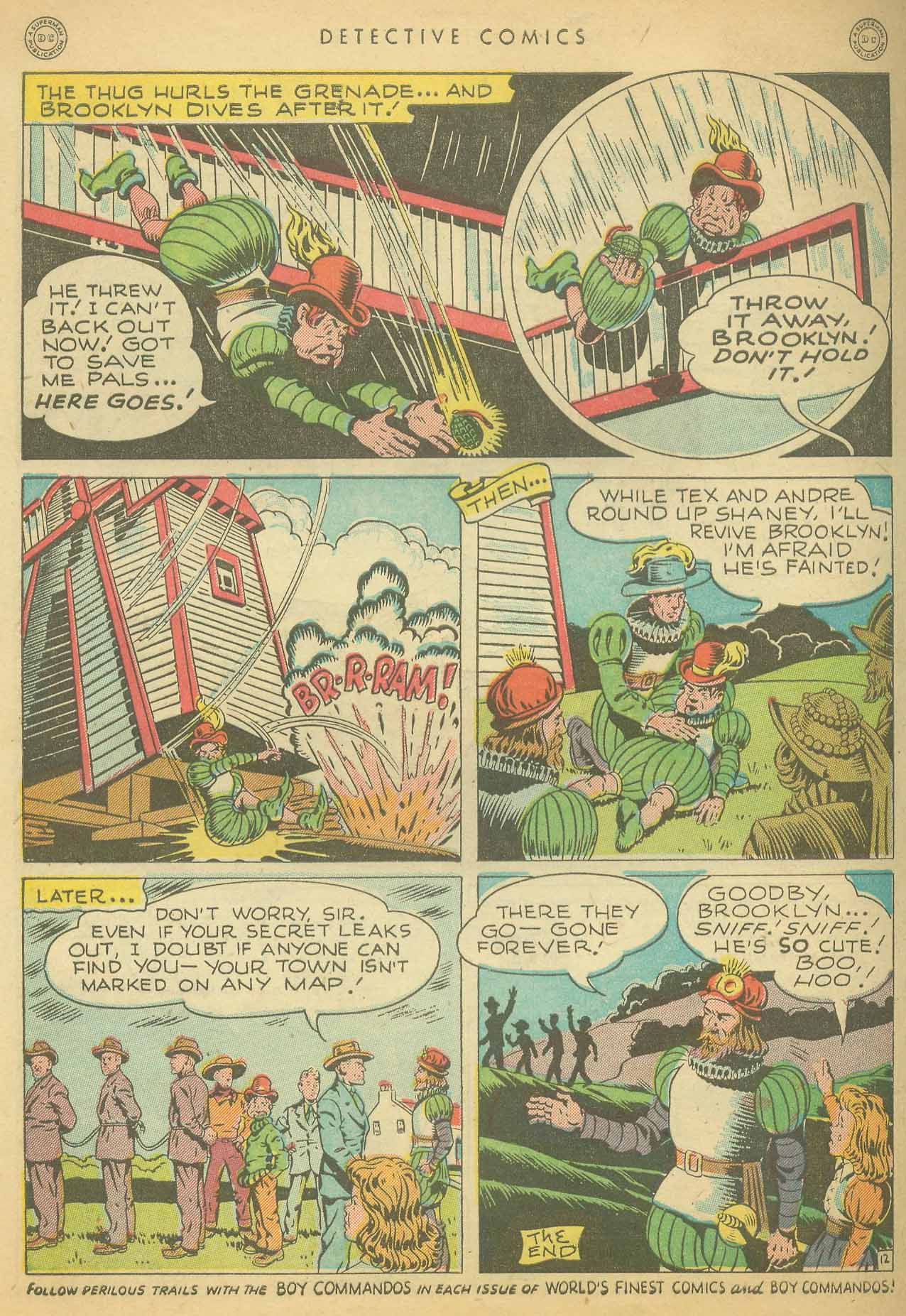 Detective Comics (1937) issue 127 - Page 48