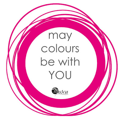 may colours be with you