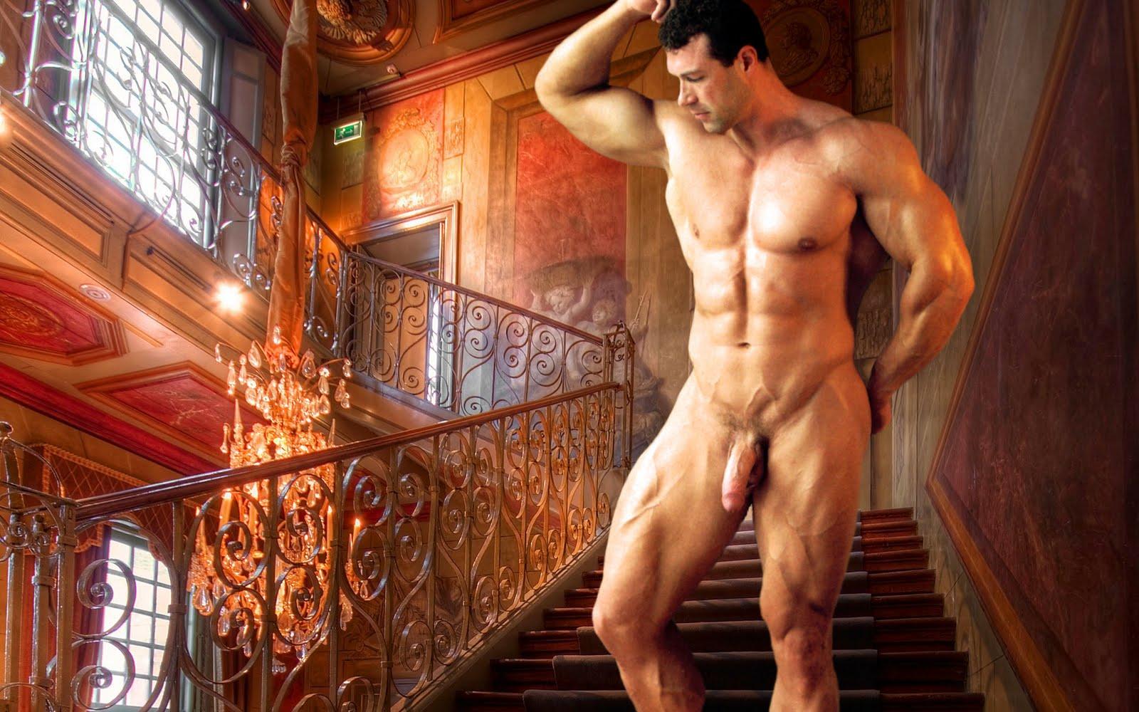 Men Wallpaper Naked