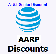At T Aarp Discount At T Senior Discount At T Wireless Discounts