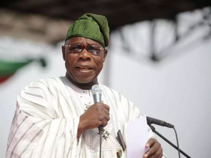 Obasanjo is the greatest Nigerian politician alive - PDP chieftain Ahmadu Ali