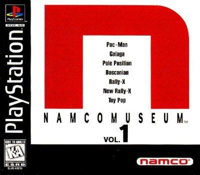 Namco Museum Vol. 1  - PS1 - ISOs Download