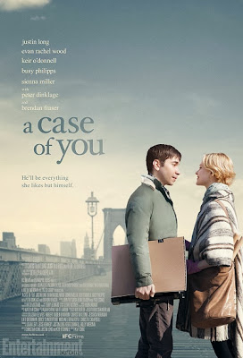 Poster Of Hollywood Film A Case of You (2013) In 300MB Compressed Size PC Movie Free Download At worldfree4u.com