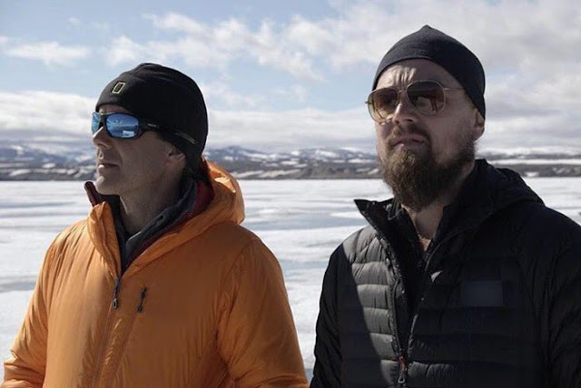 Leonardo DiCaprio producirá la película Capitán Planeta