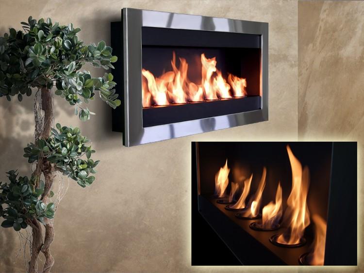 bonnes affaires d co une chemin e lectrique pour passer un hiver chaleureux. Black Bedroom Furniture Sets. Home Design Ideas