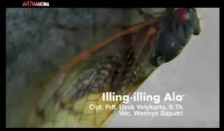 Lirik Lagu Etnic Toraja Illing-illing Ala'