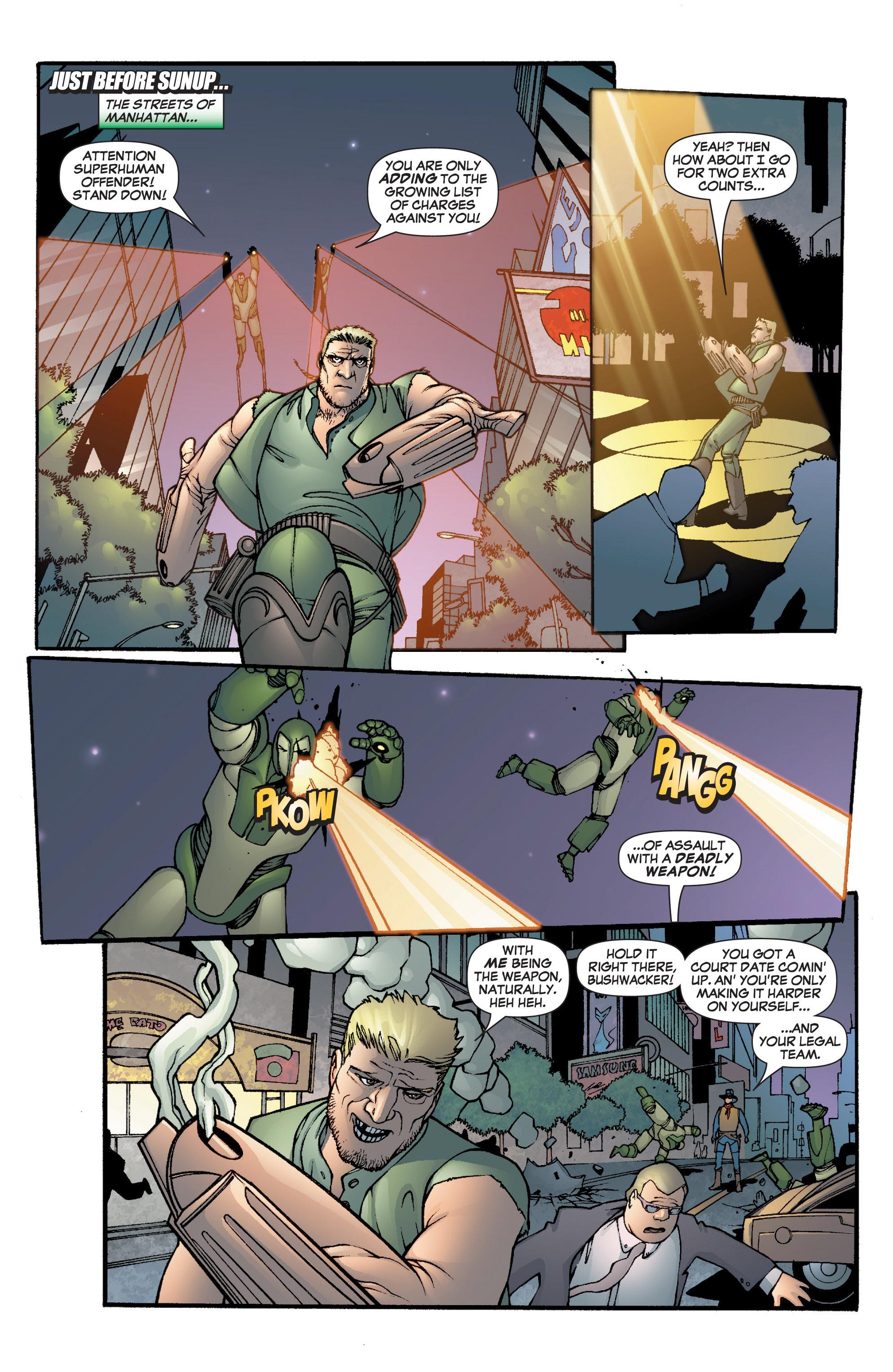Read online She-Hulk (2005) comic -  Issue #5 - 20