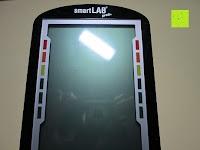 Farbskala: smartLAB profi-I Oberarm Blutdruckmessgerät. Sie erhalten das Baugleiche smartLABprofi+ anstelle. Hinweise bitte lesen