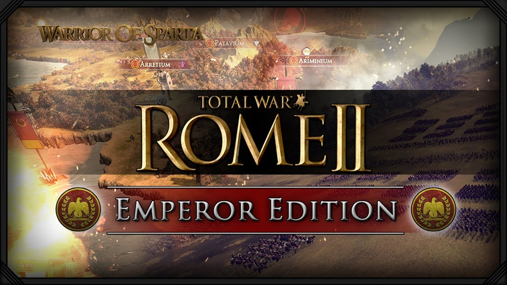 Total War ROME 2 Emperor Edition Download Poster