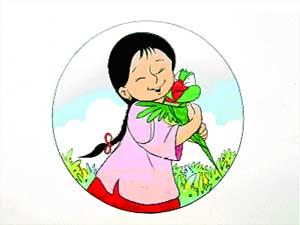 Wallpapers Meena Cartoon