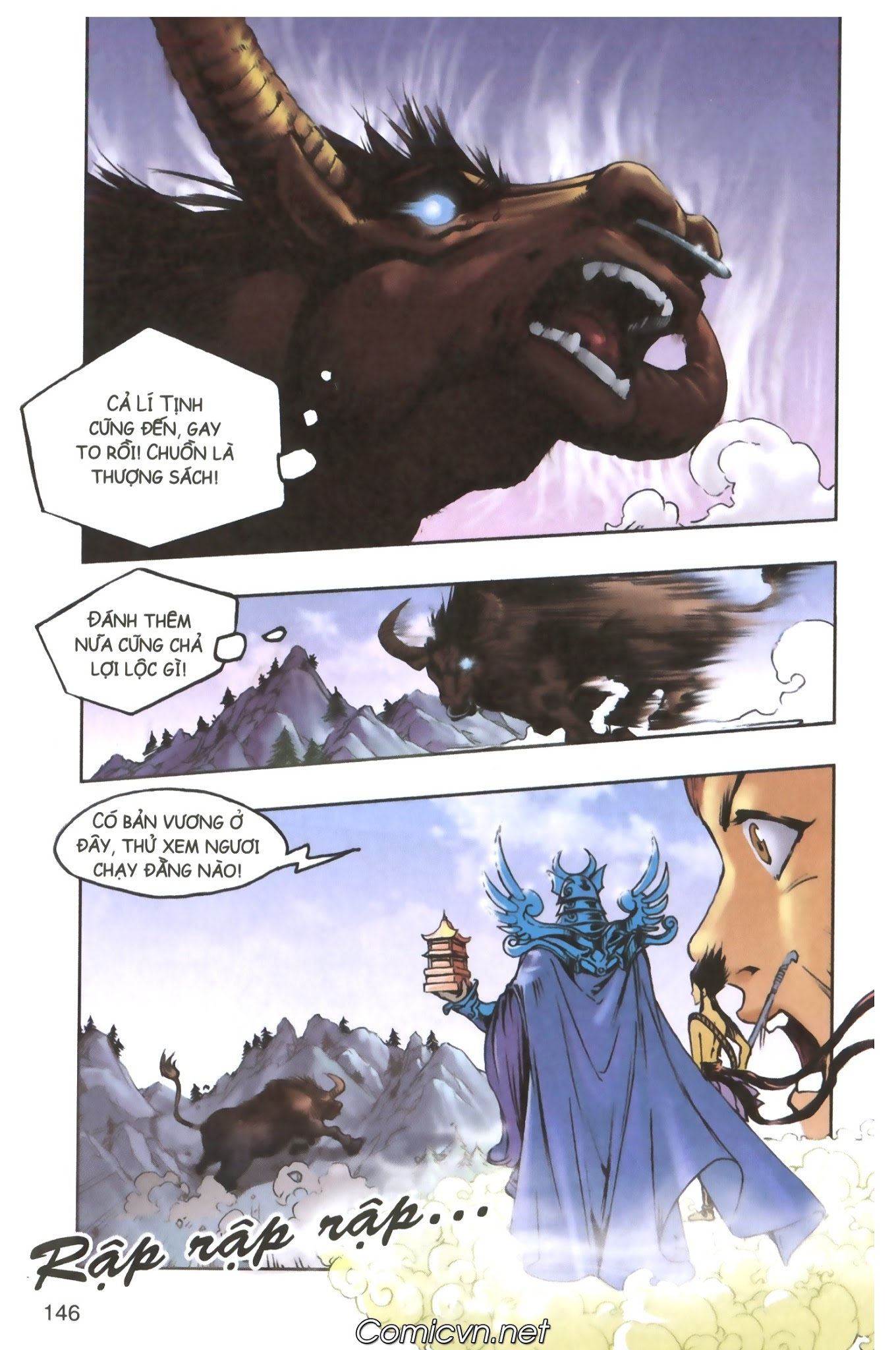 Tây Du Ký màu - Chapter 109 - Pic 19