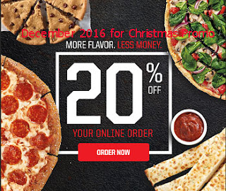 free Pizza Inn coupons for december 2016