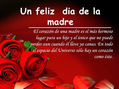 Frases con imagenes bonitas para feliz día de la madre