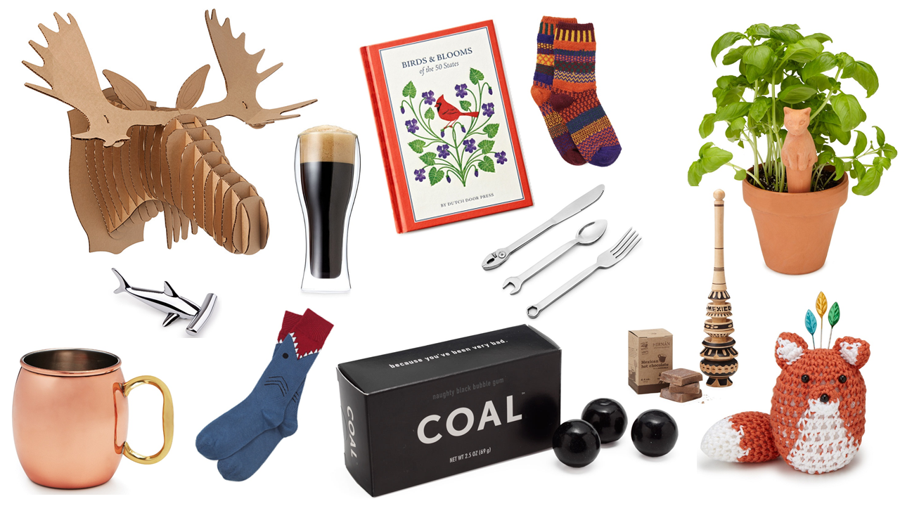SHHHHH...: Give Unique Christmas Gifts This Year