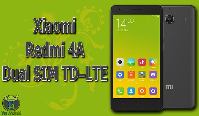 Xiaomi Redmi 4A Dual SIM TD-LTE Full Specs Datasheet