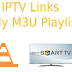 Premium M3U Playlist 19 March 2018 New
