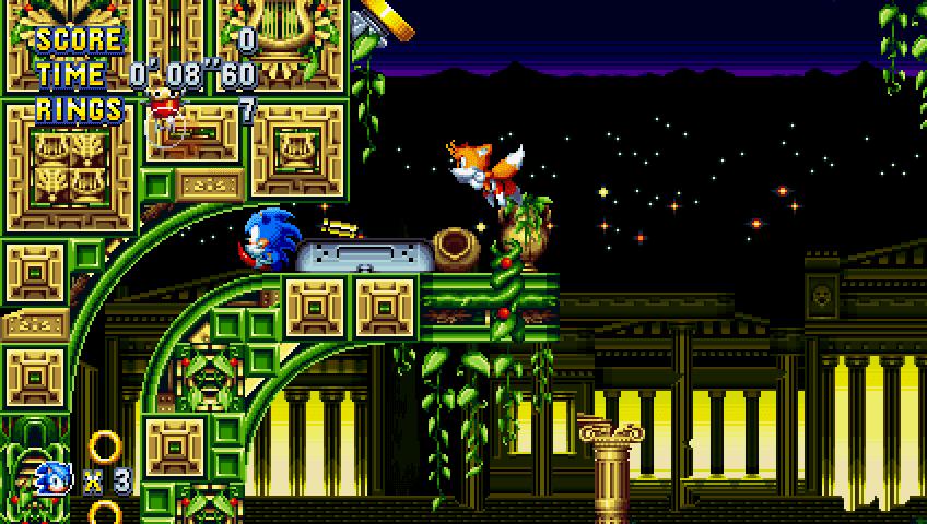 Sonic Mania estrena tráiler de lanzamiento, mañana a la ventaP