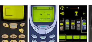 Snake Retro Game Nokia Jadul di Google Play Store Android
