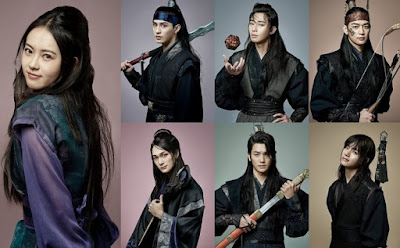 Korean Drama Review - Hwarang : The Poet Warrior Youth