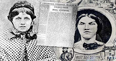 Mary Ann Cotton the First Serial Killer in England