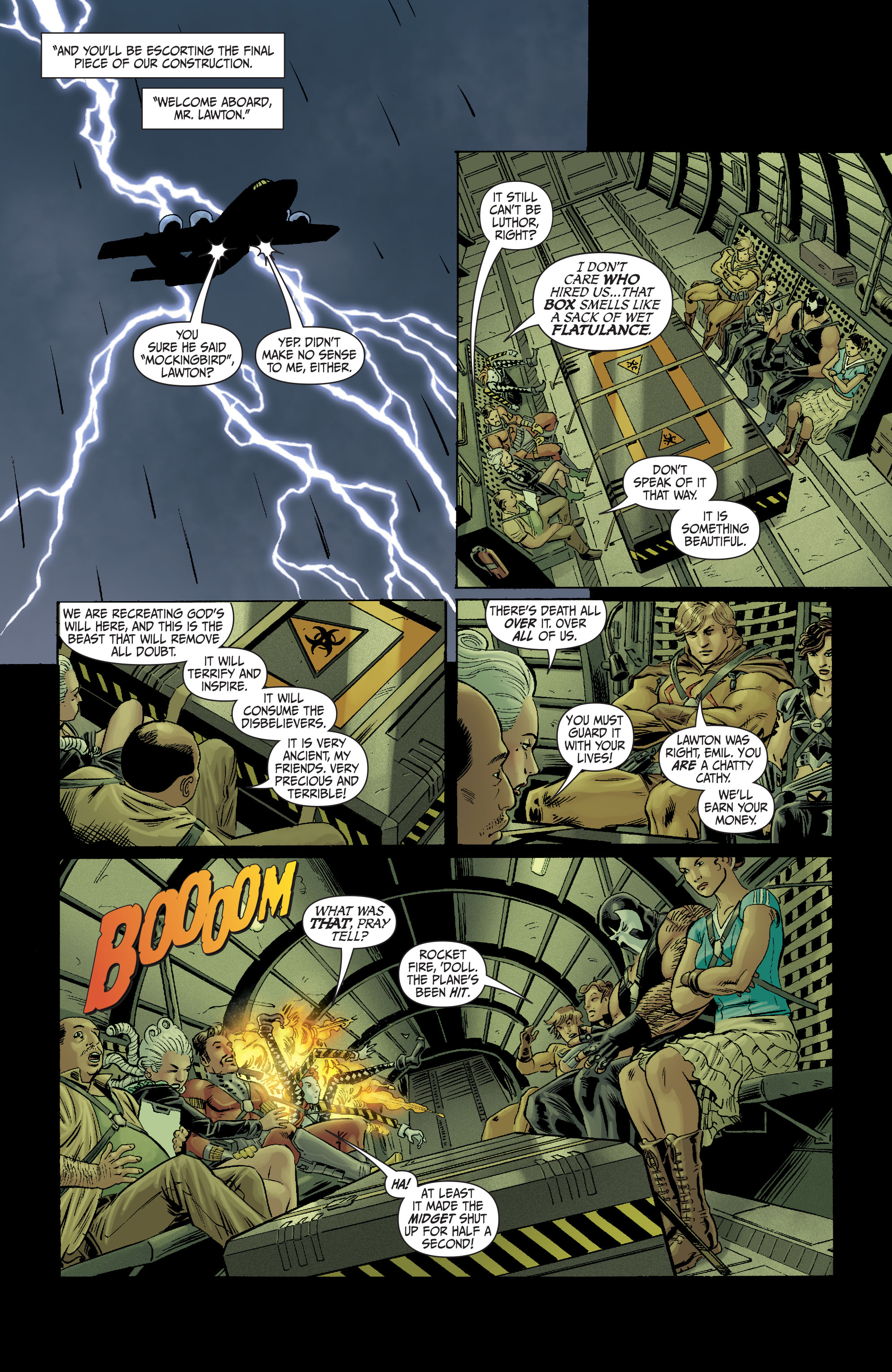 Read online Secret Six (2008) comic -  Issue #10 - 16