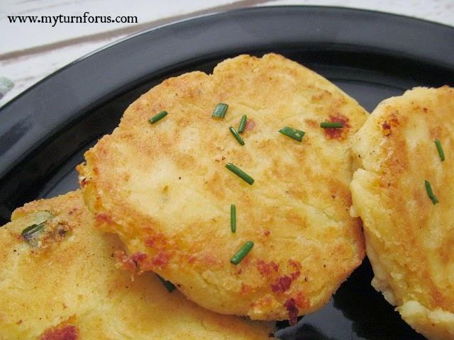 Mashed Potato Patties