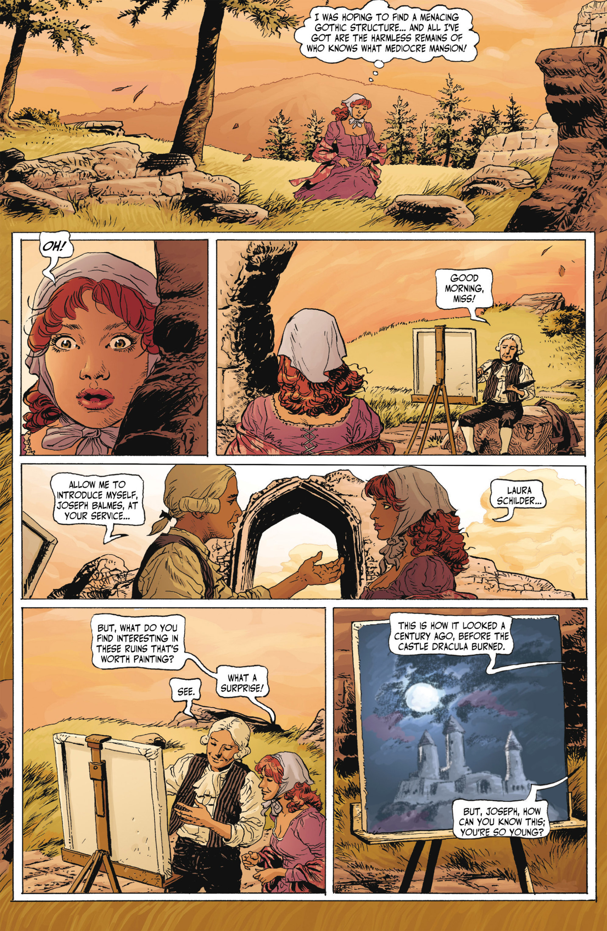 Read online Alejandro Jodorowsky's Screaming Planet comic -  Issue #1 - 37